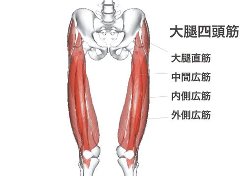反り腰改善 ~大腿四頭筋ストレッチ~